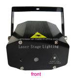 In het groot Multifunctions 4 in Lichten van 1 de Mini van de Laser Lichte Partij van Kerstmis