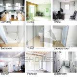 가벼운 강철 집 또는 조립식으로 만들어진 경제적인 집 또는 건물 집