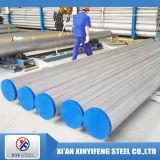 Tubos de acero inconsútiles de ASTM A312