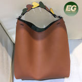 Fashion Handbag熱い販売女性Sh151のためのクラッチの財布が付いている多彩なストラップ様式の女性トートバック
