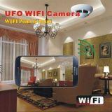 Gravador de vídeo sem fio do baby-sitter da câmera do IP da câmera de WiFi HD do detetor de fumo do P2p