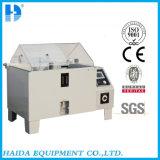 O PLC controla o equipamento de teste do pulverizador de sal