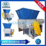 Tagliuzzatrice di plastica della singola asta cilindrica per il riciclaggio Chipper e del legno