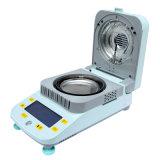 analyseur de Digitals Mosture d'halogène du laboratoire 0.01g/0.005g/0.001g, appareil de contrôle d'humidité d'halogène, mètre d'humidité d'halogène