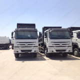 건축을%s Euro2 371HP Sinotruk HOWO 6X4 덤프 트럭