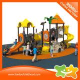 Kind-schiebt im Freienspiel-Bereichs-Kind-Spielplatz-Gerät für Verkauf