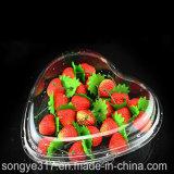 Cadre en forme de coeur remplaçable d'ampoule de fraise