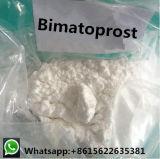 El 99% de pureza El bimatoprost polvo para la atención de salud 155206-00-1