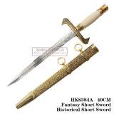 역사적인 회검 유럽 작은 칼 필름 회검 40cm HK8384/HK8384A