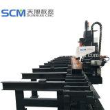 La perforatrice del singolo asse di rotazione ad alta velocità per il fascio convoglia i tubi