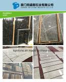 Carreaux de marbre gris personnalisé pour l'étape, sol carrelage, Paving Stone, de l'escalier, de la fenêtre Sill, comptoir