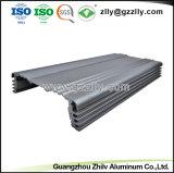 De Uitdrijving van het Profiel van het aluminium voor het AudioAfgietsel van de Auto