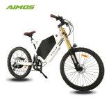 AMS-Tde-05 bicicletta elettrica veloce della montagna bianca del blocco per grafici 2000W
