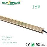 アーキテクチャ照明(YYST-XQDKS9-18W)のための18W LED Wallwasherライト