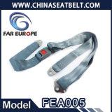 Cintura di sicurezza del carbonio della cintura di sicurezza del veicolo leggero Fea005 mini cinghia di sicurezza dei tre punti