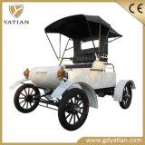 Passagier-königliches batteriebetriebenes antikes Auto des Golfplatz-4