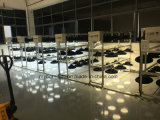 Baia chiara 150W del UFO LED del magazzino del sensore di movimento di microonda alta