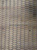 Erweiterte dekorative Aluminiumineinander greifen-Deckenverkleidung