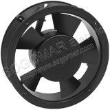 172x172x52mm 6 polegadas o ventilador do painel redonda 220-240 VAC para resfriamento de cozinha