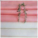 A roupa de cama de algodão cor sólida para a camisola de moda
