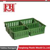 プラスチック注入の鶏の転換の輸送の木枠型