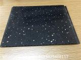 Schwarzfarbe 9mm*25cm Belüftung-Wand-heißer Folie Großbritannien-Markt