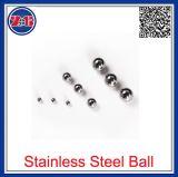 SUS304 de Bal van het roestvrij staal, 8mm de Bal van het Staal
