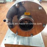 Máquina industrial Inline de aço do misturador do suco do motor de ABB