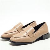 Signora piana Shoes del nuovo vento britannico di disegno
