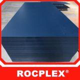 30 veces reutilizables de plástico PP película de encofrado de madera contrachapada frente