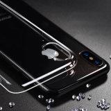 iPhone 8 8プラスXの電話カバー細い透過ケイ素のゆとりのために超薄く包装しなさい