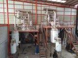 Concentrador térmico da destilação de Tq Refluence