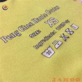Etiqueta de Transferência de Calor grossista personalizado para vestuário
