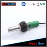 Arma del ventilador de la máquina del soldador del aire caliente de Heatfounder para el PE del PVC/