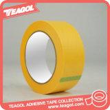 Hittebestendige Gele Maskerende Ponsband, Afplakband
