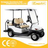 Автомобиль миниого гольфа 4 персон электрического Sightseeing