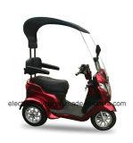 Nova Bicicleta de Scooter Eléctrico de três rodas/triciclo, Scooter de mobilidade de 3 rodas