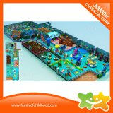 Entertainment를 위한 OEM Children Indoor Playground Maze Equipment