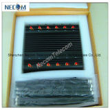 Leistungs-Telefon-Signal-Isolierscheibe-Mobiltelefon-Signal-Hemmer, Signal-Blocker, 12 Antennen-Handy, GPS-HF-Hemmer (315MHz433MHz)