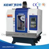 Perforación y torno que trabaja a máquina (MT52D-14T) del CNC de la Alto-Rigidez