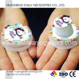 Nouveau Style Pack unique Magic Coin tissu serviette Push lingettes humides