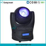 DMX 60W RGBW LED Träger-mini bewegliche Hauptverein-Beleuchtung