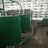 Sistema di riciclaggio usato dell'olio di motore