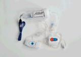 La pompe à perfusion à usage unique (jetables) de la pompe à perfusion en élastomère