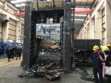 A máquina de estaca resistente da sucata para recicl o metal pesado