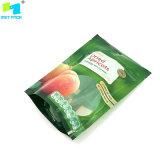 L'emballage imprimé personnalisé de qualité alimentaire sac en plastique pour les fruits secs