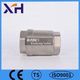 304 Vertical en acier inoxydable Clapet DN15