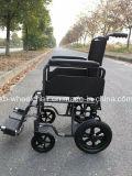 스테인리스 수송 의자, 수동 휠체어