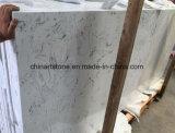 Искусственний сляб Италии Volakas белый мраморный для плиток и Countertops