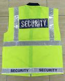 Maglia riflettente di sicurezza dell'alto Workwear su ordinazione di visibilità
